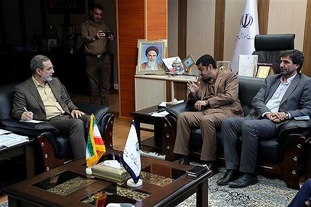 دیدار وزیر آموزش و پرورش با جمعی از نمایندگان مجلس | Bahman Sadeghi