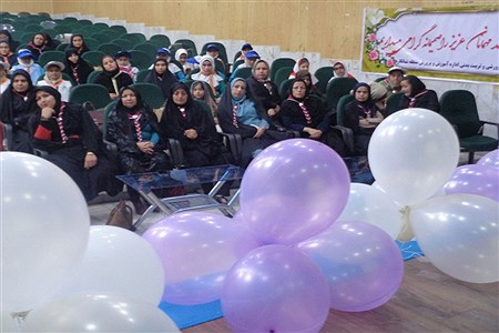 تجلیل از مربیان و یاورمربیان  منطقه شبانکاره | yahya Ghasemi