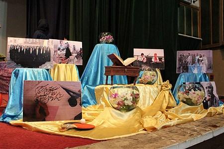 اختتامیه مسابقات ورزشی، مسابقات پرورشی و هشتمین جشنواره نوجوان سالم مدارس منطقه 10 | reihane omranzade