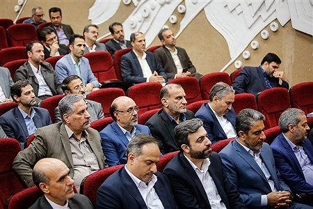 آیین تکریم از برگزارکنندگان ششمین دوره مسابقات بین المللی قرآن کریم | Ali Sharifzade