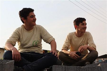 مناطق سیل زده سیمرغ   Sogand Abdolahzadeh