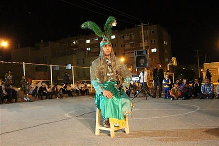 مراسم تعزیه خوانی  درشهرستان بیرجند  | Arash Sekhavati nezhad