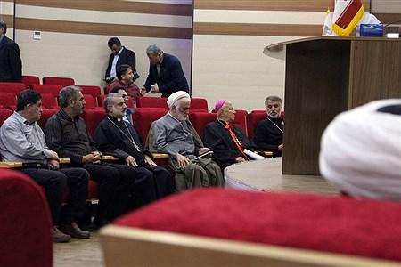 نشست آیین روزه داری و فرهنگ اقوام و ادیان آذربایجان غربی | Kiyanosh kharbozekar