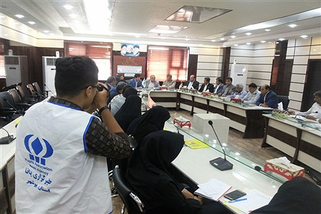 معاونان پرورشی و تربیت بدنی و روسای سازمان دانش آموزی استان بوشهر   Abolghasem abdollahi