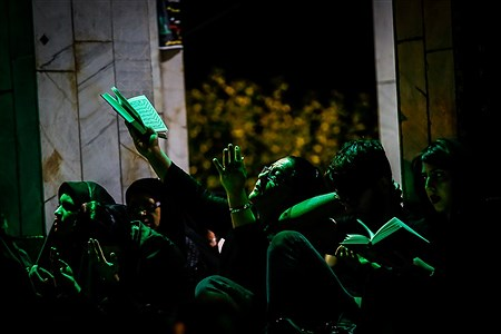 احیای شب نوزدهم ماه مبارک رمضان در تهران | Ali Sharifzade