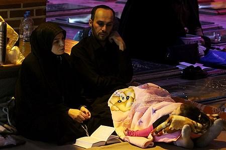 همزمان با 19 ماه مبارک رمضان اولین شب از شبهای پرفضیلت قدر که مصادف با شب ضربت خوردن مولای متقیان امام علی(ع) بود، مراسم ویژه شب قدر در نقاط مختلف استان آذربایجان شرقی برگزار شد. | Ahmadreza Mashhouri