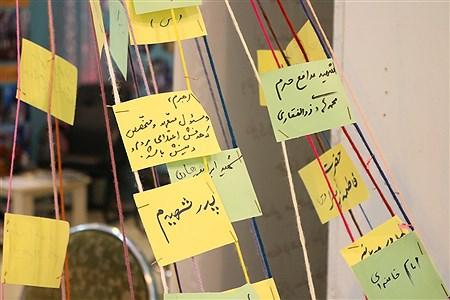 بیست و هفتمین نمایشگاه بین المللی قرآن کریم از تاریخ 21 اردیبهشت تا تاریخ 4 خرداد در مصلی امام خمینی (ره) برگزار شد. | Zahra Alihashemi