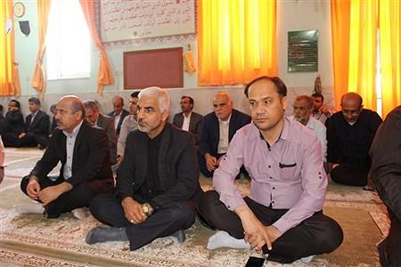 گرامیداشت سوم خرداد در اداره کل آموزش و پرورش  استان بوشهر   Mohammad Reza Naderi Panah