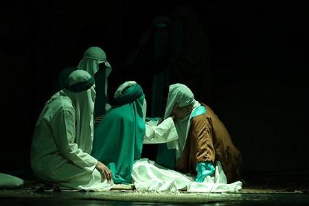 تئاتر تعزیه «رنجور دردستان علی»  | Amir Hosein Mollazade