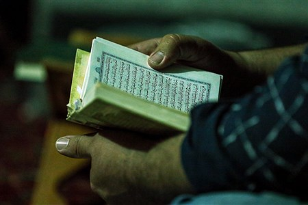 شب 21 رمضان در فرهنگسرای قرآن و عترت ارومیه   Amir Hosein Mollazade