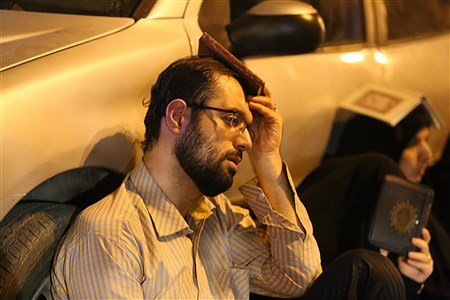 شب احیا   Ahmad Ghorbani