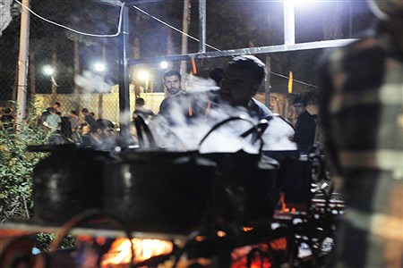 شب بیست و یکم ماه مبارک رمضان در گلزارشهدای امامزاده ابراهیم(ع) ملارد | Faezeh Karimizadeh