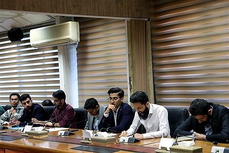 نشست صمیمی وزیر آموزش و پرورش با نمایندگان تشکلهای دانشجویی دانشگاه تربیت دبیر شهیدرجایی | Bahman Sadeghi
