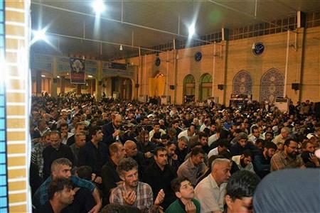 مراسم وداع با امام جمعه شهرستان کازرون | Koorosh Khezri Motlagh