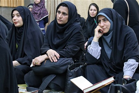 محفل انس با قرآن | Ahmad Ghorbani