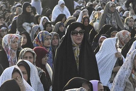 اقامه نماز عید فطر در امیدیه  | Kyan Darvish