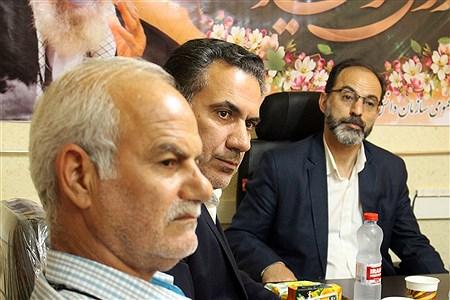 نشست شورای برنامه ریزی سازمان دانش آموزی خوستان | Mohamad Shahrokh Nasab
