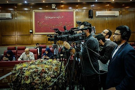 نشست خبری سخنگوی قوه قضاییه | Ali Sharifzade