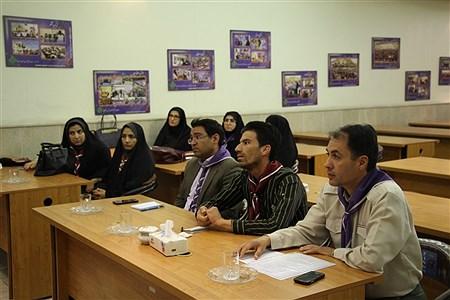 مشهد (پانا) - نشست مجمع مربیان سازمان دانش آموزی خراسان رضوی برگزار شد | Mojtaba Naiebzade
