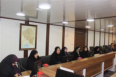 شورای برنامه ریزی سازمان دانش آموزی با حضور مدیر کل آموزش وپرورش استان کرمان    fatemeh zandi