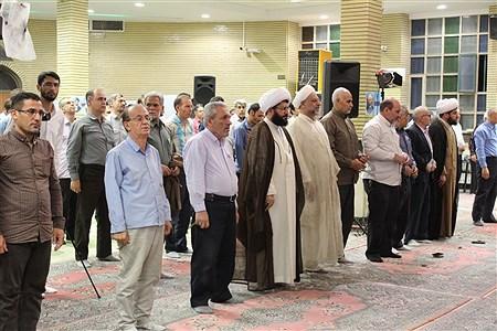برگزاری مراسم ردای شهادت در شهرقدس | Mohammad javad Maher
