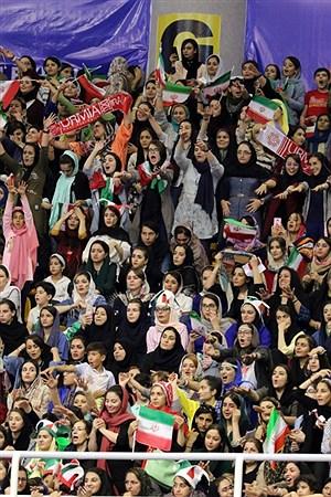 هفته سوم لیگ ملتهای والیبال | ایران 3 - 0 روسیه | Amir Hosein Mollazade