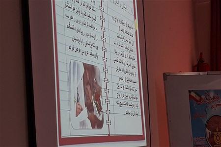 ارائه پژوهش | Fatemeh Rezaee