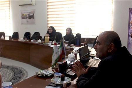 نشست کارشناسان مالی شمالغرب کشور سازمان دانش آموزی در ارومیه | kiyanosh kharbozekar
