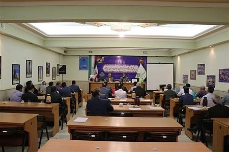نشست ارزیابان لباس فرم مدارس خراسان رضوی | Javad Ebrahimi