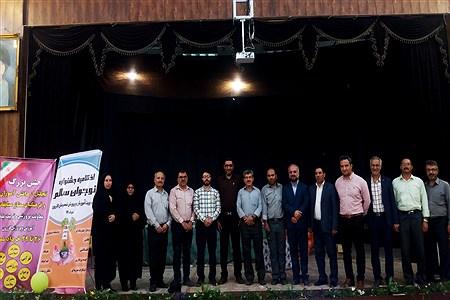 تقدیر از دانش آموزان و فرهنگیان ممتاز مسابقات در شهرستان کازرون | Koorosh Khezri Motlagh