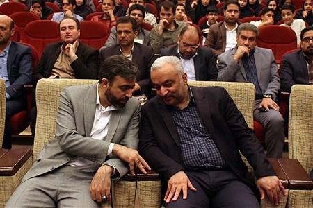 آیین اختتامیه هشتمین جشنواره نوجوان سالم شهرستانهای استان تهران   Amir Gholami