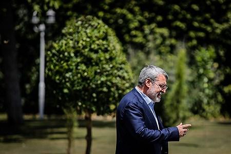 جلسه هیئت دولت   Ali Sharifzade