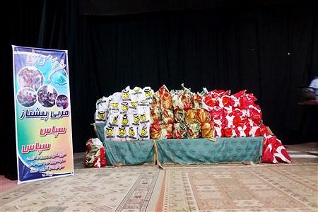 تجلیل از فرهنگیان ممتاز  مسابقات  در شهرستان کازرون  | Koorosh Khezri Motlagh