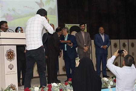 آیین تکریم و معارفه مدیرکل آموزش و پرورش سیستان و بلوچستان | hosien peran