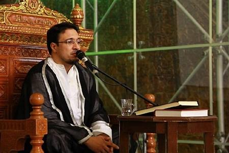 محفل انس با قرآن برگزیدگان قرآنی  سراسر کشور در مسجد گوهر شاد برگزار شد. | Ehsan Hadi