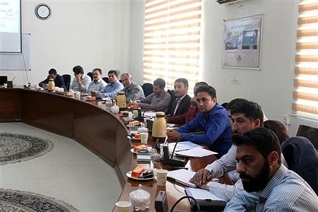 جلسه آموزشی توجیهی کارشناسان فعالیت های اردویی مناطق 24 گانه آذربایجان غربی | kiyanosh kharbozekar