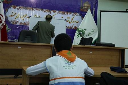 آغاز کلاسهای تابستانه خبرنگاری و مجری گری در سازمان دانشآموزی خراسان رضوی | EHSAN HADI