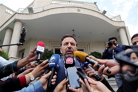 حاشیه جلسه هیأت دولت | Bahman Sadeghi