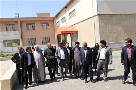بازدید معاون حقوقی وزارت از مدارس بیرجند و خوسف | Mahdiye Rokhpour