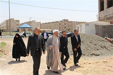 بازدیدمعاون حقوقی و امور مجلس وزارت آموزش و پرورش از پروژهاهی نیمه تمام آموزش و پرورش | Seyed mohhamad ali Sajadi
