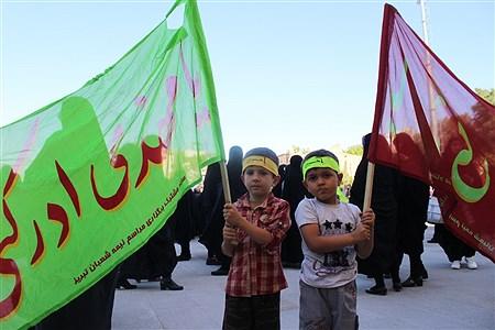 اجتماع بزرگ مردمی حجاب و عفاف در تبریز | Leila Hatami
