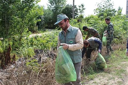 پاکسازی طبیعت | Ali Ramezani