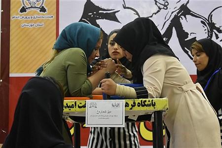 مسابقات مچ اندازی قهرمانی باشگاه های استان خوزستان در شهرستان امیدیه  | Yasaman Narimisa