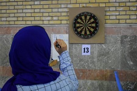 مسابقات دارت قهرمانی استان خوزستان در شهرستان امیدیه  | Yasaman Narimisa