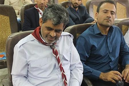 نشست تخصصی مجامع اعضا و مربیان سازمان دانش آموزی استان کرمان  | mohsmmad saleh karami