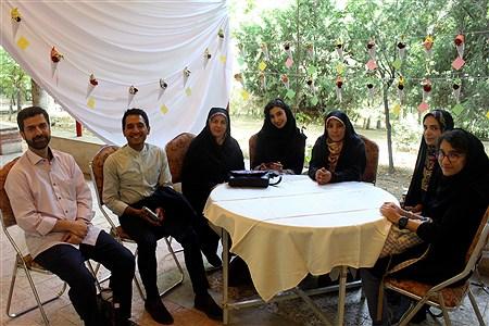 پذیرش برگزیدگان مسابقات پرسش مهر نوزدهم | Amir Gholami