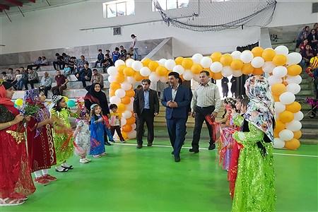 افتتاحیه کانون های ورزشی و اوقات فراغت | Forogh rahmani