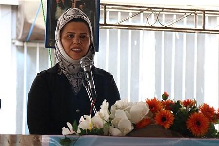 مراسم کلنگ زنی دبستان شهید ادیبی در منطقه 14 | Zahra Alihashemi