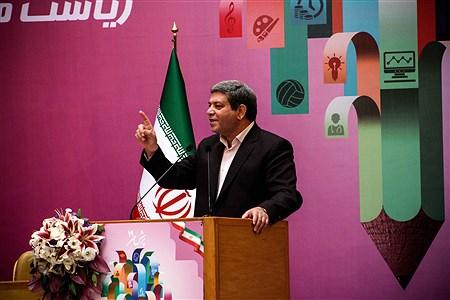 نوزدهمین کنگره ملی پرسش مهر ریاست جمهوری  ۲   Amir Gholami