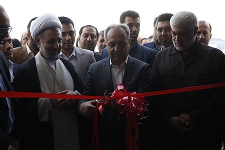 افتتاح شرکت آسوریک کاغذ سلولز آریا توسط استاندار قم | Amir Hossein Baktash